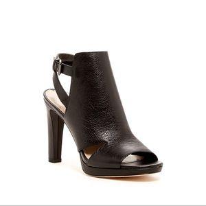 Via Spiga Rebecca Ankle Strap Peep Toe Sandal